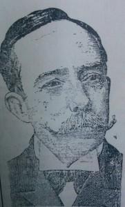 Dr. Antonio Bermejo. (1853-1929)