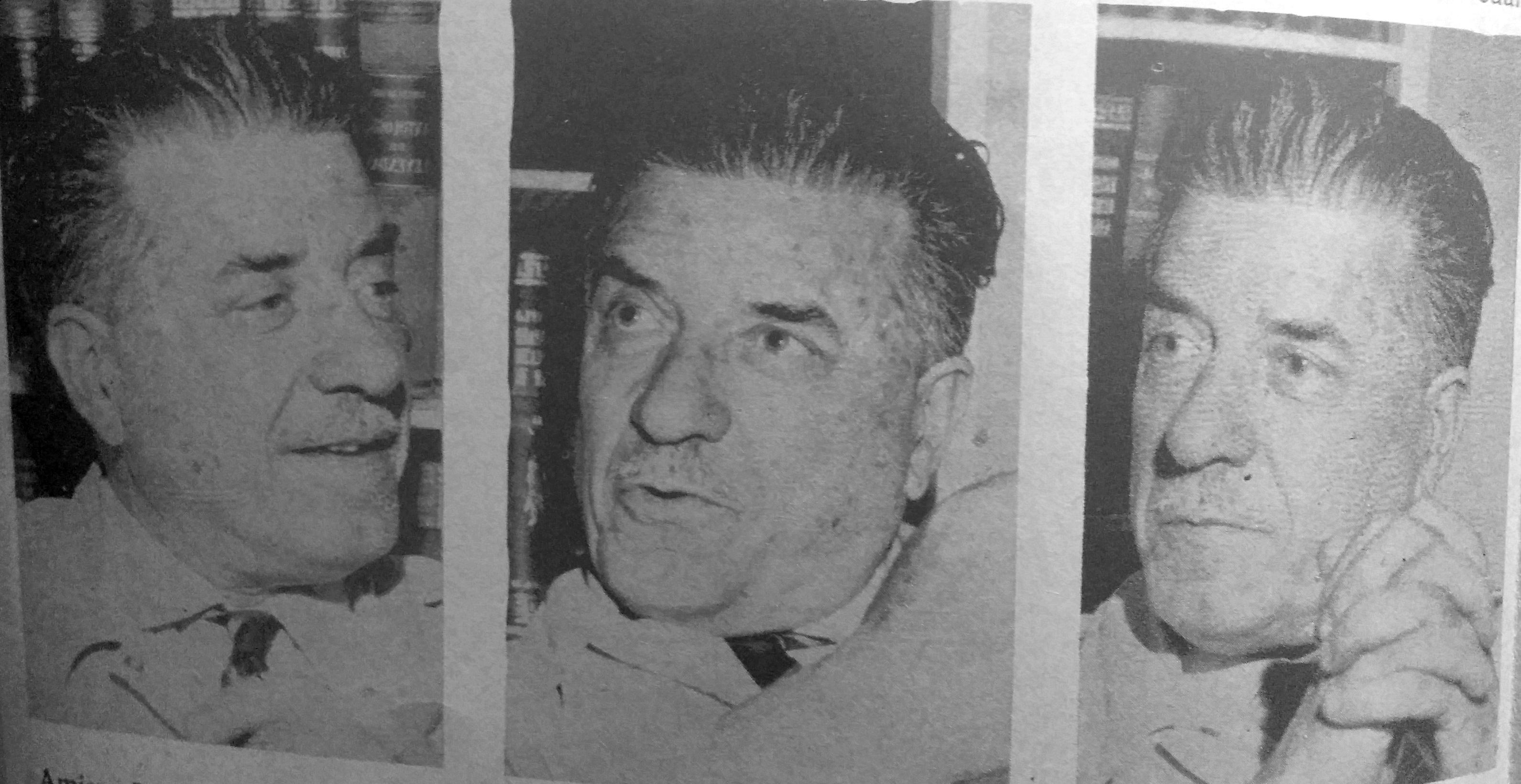 Historia chivilcoyana: Fallecieron el 18 de Enero…