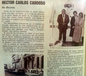 Héctor Carlos Cardoso