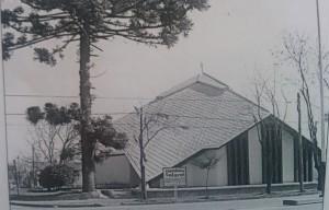 Parroquia Cristo Obrero, inaugurada en 1972