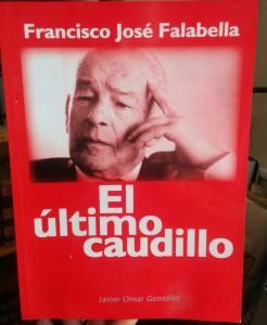 El libro del periodista Javier González, editado en el año 2000.
