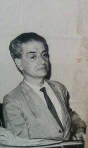 El profesor Domingo Mundo (1912-1998)