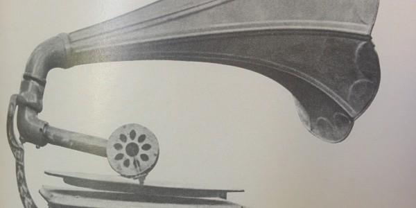 antiguo fonógrafo