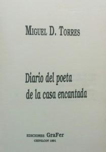 Diario del Poeta