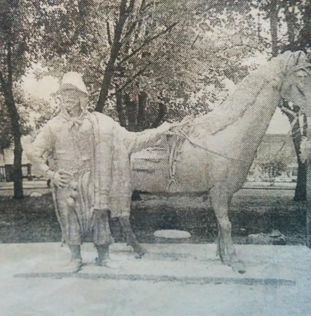 Monumento al Gaucho