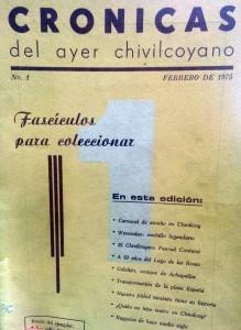 Revista Crónicas del ayer chivilcoyano