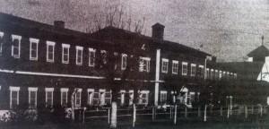 Asilo del Hogar de Ancianos, inaugurado en enero de 1959.