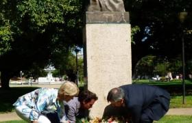 Homenaje al Poeta Carlos Ortiz, el 3 de marzo del 2016