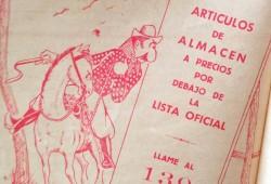 Publicidad de 1946