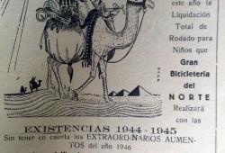 Propaganda Publicitaria de 1946