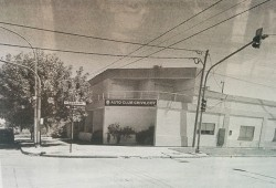 Actual sede del Auto Club