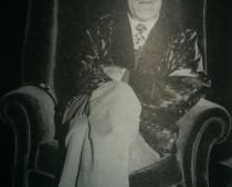 El cantor de tangos, Edmundo Rivero