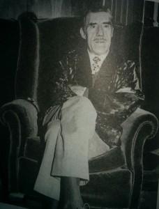 El cantor de tangos, Edmundo Rivero (1911-1986)