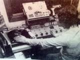 El recordado operador técnico