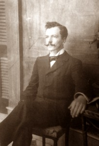 El poeta Carlos Ortiz (1870-1910)