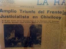 El diario La Razón, del martes 13 de marzo de 1973.
