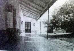 Imagen interior de la estancia «La Rica»