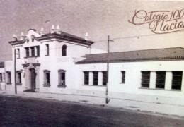 Colegio Nacional «José Hernández»; edificio inaugurado el 17 de mayo de 1939.