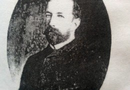 Don Ramón Biaus (1848-1902), dueño de las tierras, donde nació la localidad rural de Ramón Biaus.