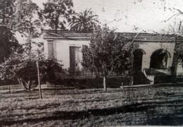 La casa donde habitó Arturo L. Patrón, junto a su esposa, Zenobia Ramallo (Año 1913)