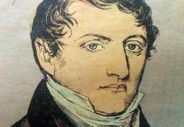 El ilustre General Manuel Belgrano (1770-1820), creador de nuestra bandera nacional.