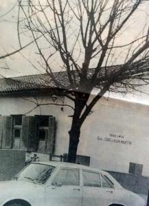 """Escuela Nº49 """"Gral. José de San Martín"""",  fundada en 1909."""