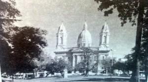 Parroquia San Pedro Apóstol.
