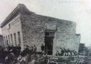Asilo San Pascual, inaugurado el 25 de diciembre de 1910