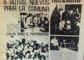 Diario La Campaña (Año 1940)