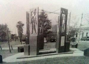Monumento  de la Memoria