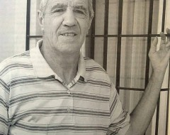 El boxeador Mario Oscar De Piche