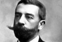 Dr. Joaquín V. González (1863-1923)