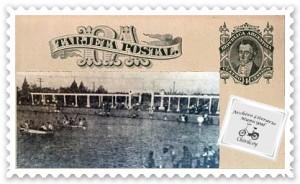 postal del Lago Artificial