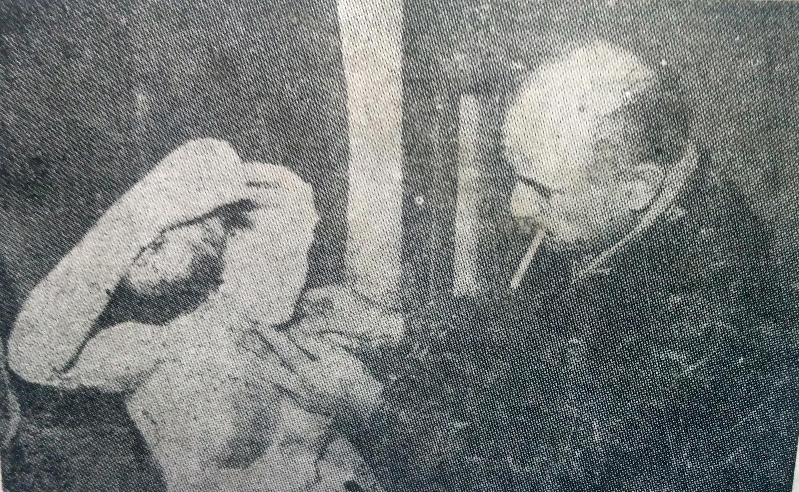 Antonio Donato Ginnetty, restaurando la Diosa Hebe