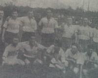 Equipo del club Varela, del campeonato de ascenso.
