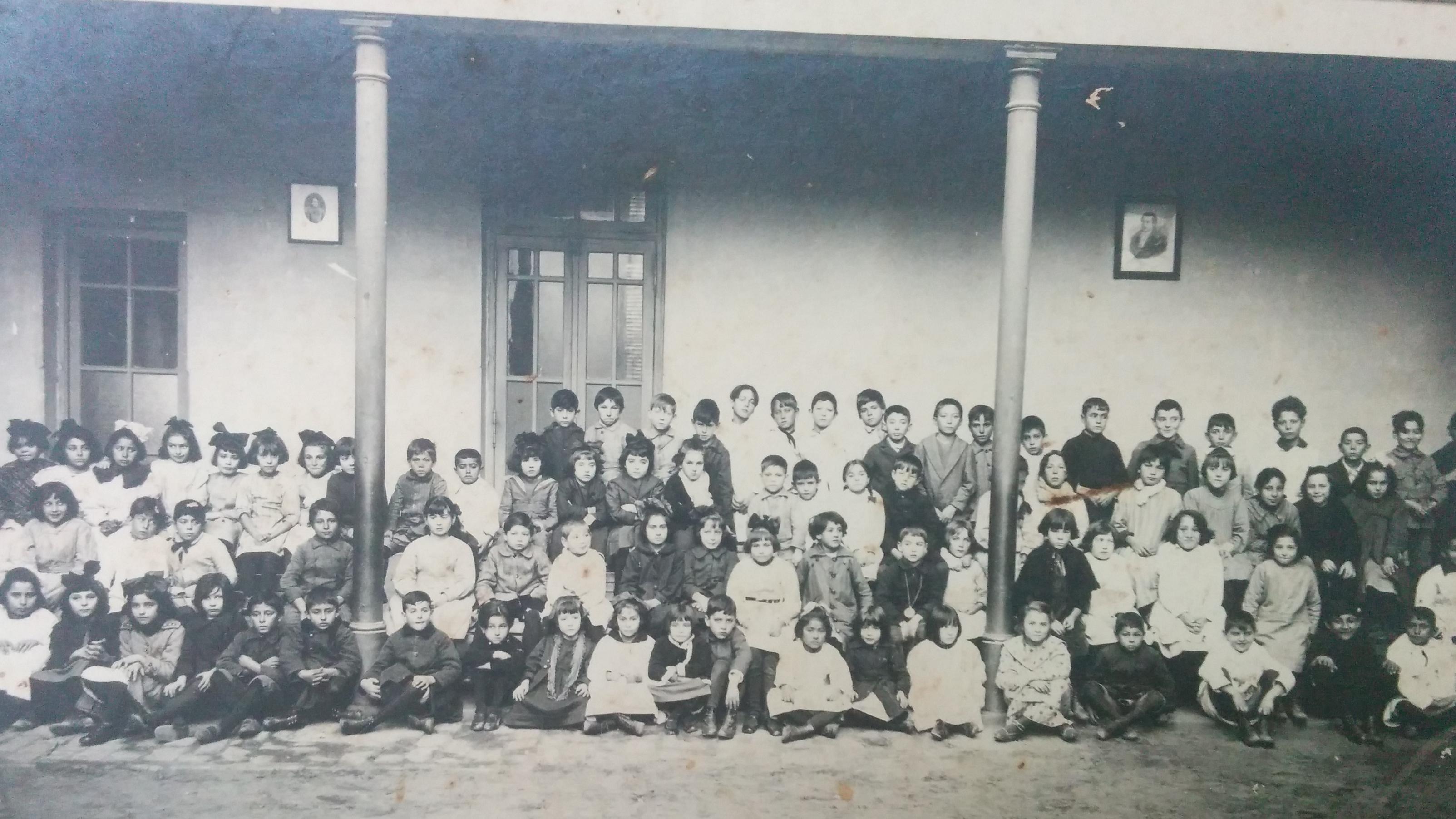 Escuela Rural de Chivilcoy