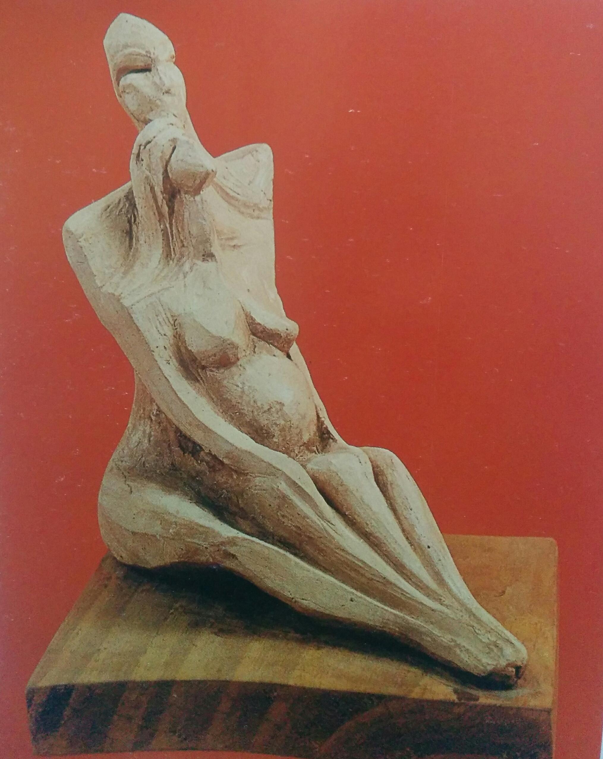 Escultura de Graciela Lombardo