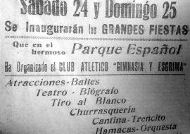 Prado Español, 1935.
