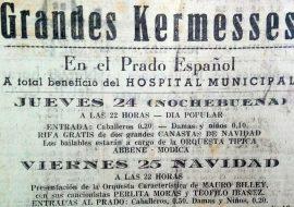Prado Español, 1942.