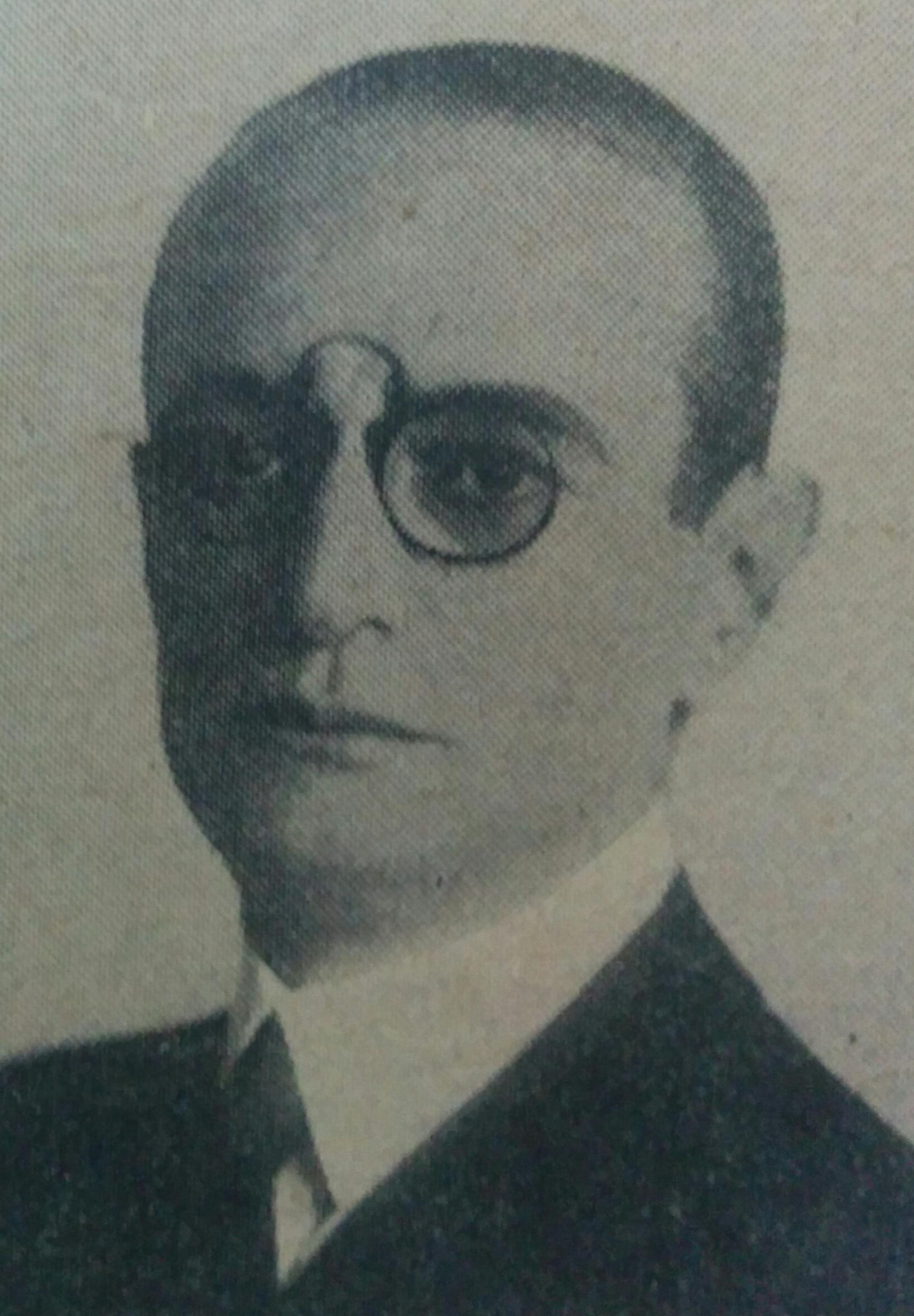 Dr. Luis Grisolía