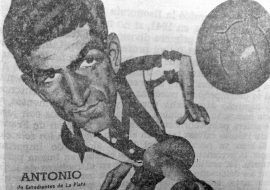 El extraordinario y popularizado jugador delantero chivilcoyano, Héctor Antonio (Tito Haz). Genuino crack del fútbol nacional, se inició en las inferiores del club Villarino, y con posterioridad, integró los equipos de Estudiantes y Gimnasia y Esgrima de La Plata, y la selección de nuestro país. Falleció en 1989.
