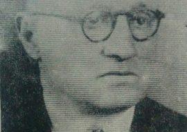 Eliseo Guastella, quien propuso el nombre de la institución.