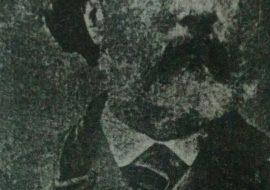 Don Valentín Fernández Coria (1821-1827), fundador y pionero de nuestra ciudad, cuyo nombre le fue asignado al Centro de Formación Profesional 401