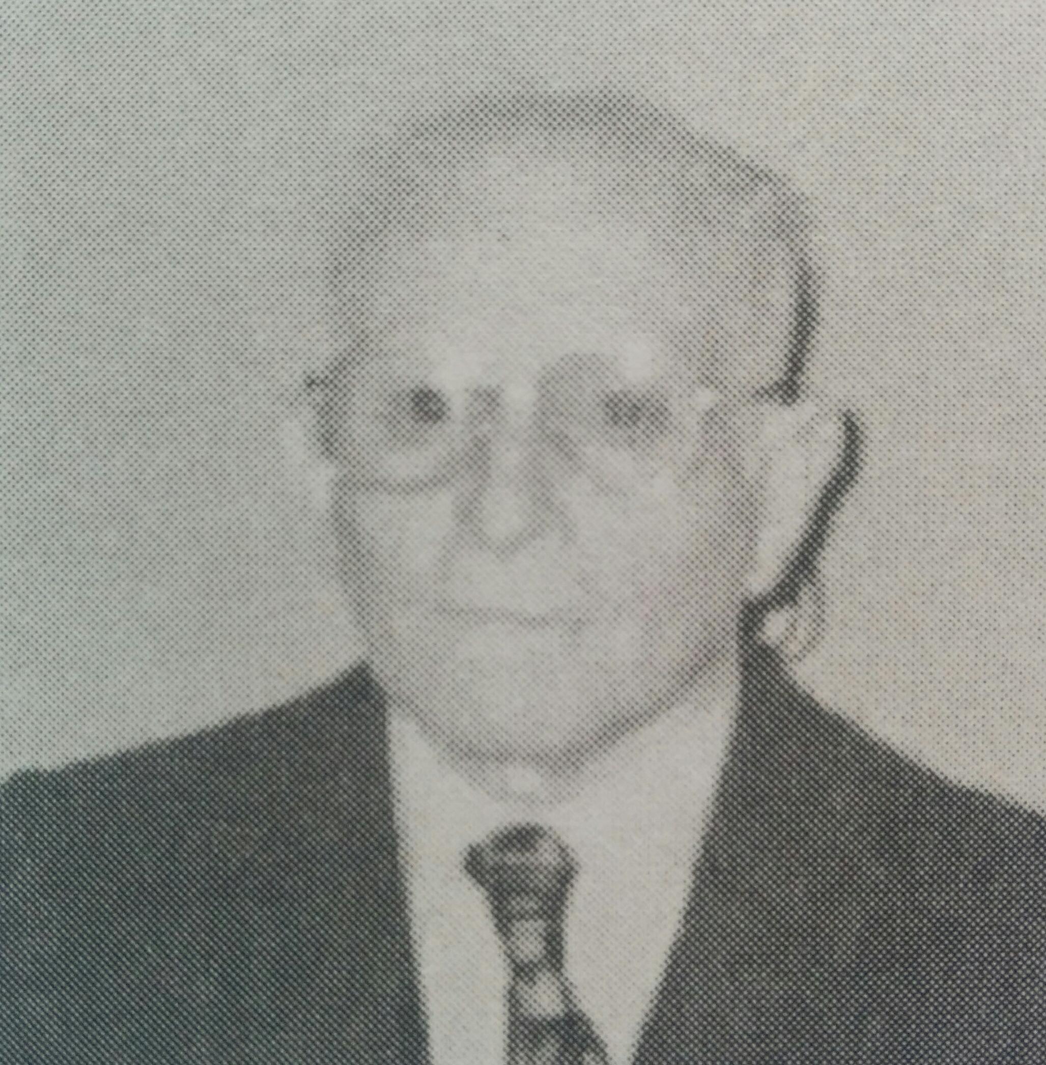 El escritor y poeta, Osmar Domingo Lasalvia