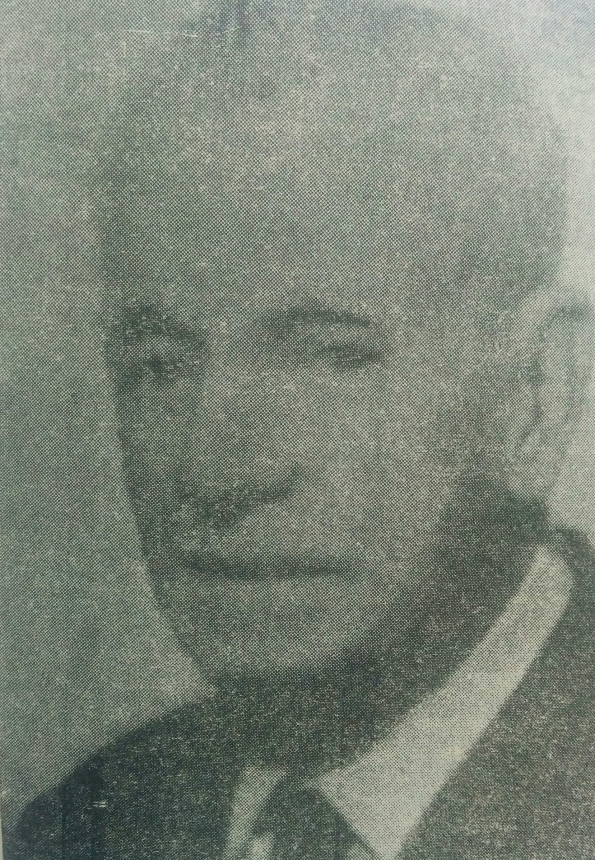 Don Nicolás J. Ryan, fallecido en Inglaterra, en 1963.