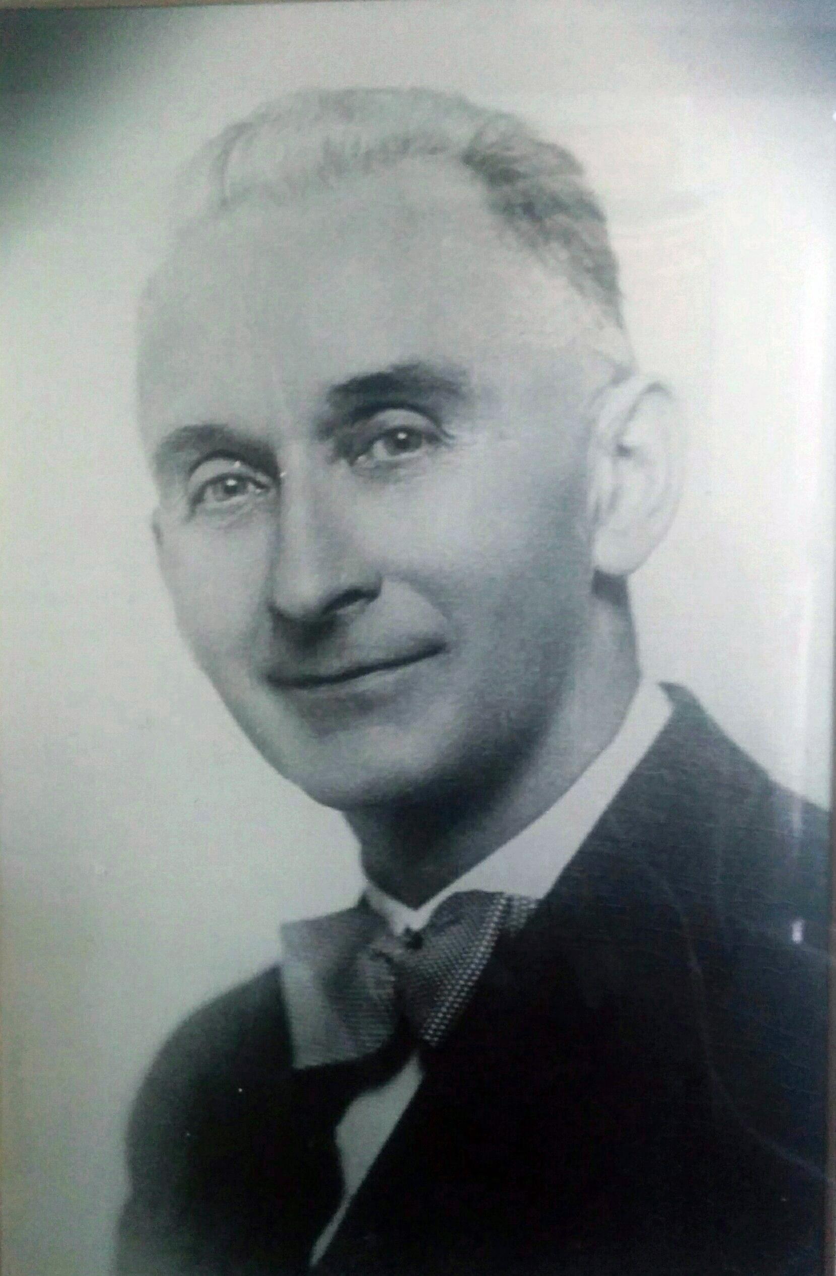 Prof. Pompeo Boggio (1880-1938)