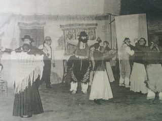 El Ballet, en el Cine-Teatro Español (Año 1994).