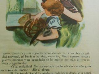 Ilustración del dibujante chivilcoyano, Pascual Güida.
