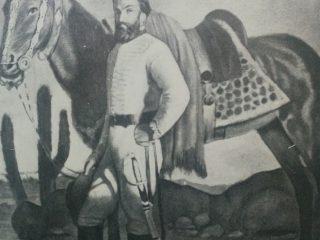 General Martín Miguel de Güemes (1785-1821).