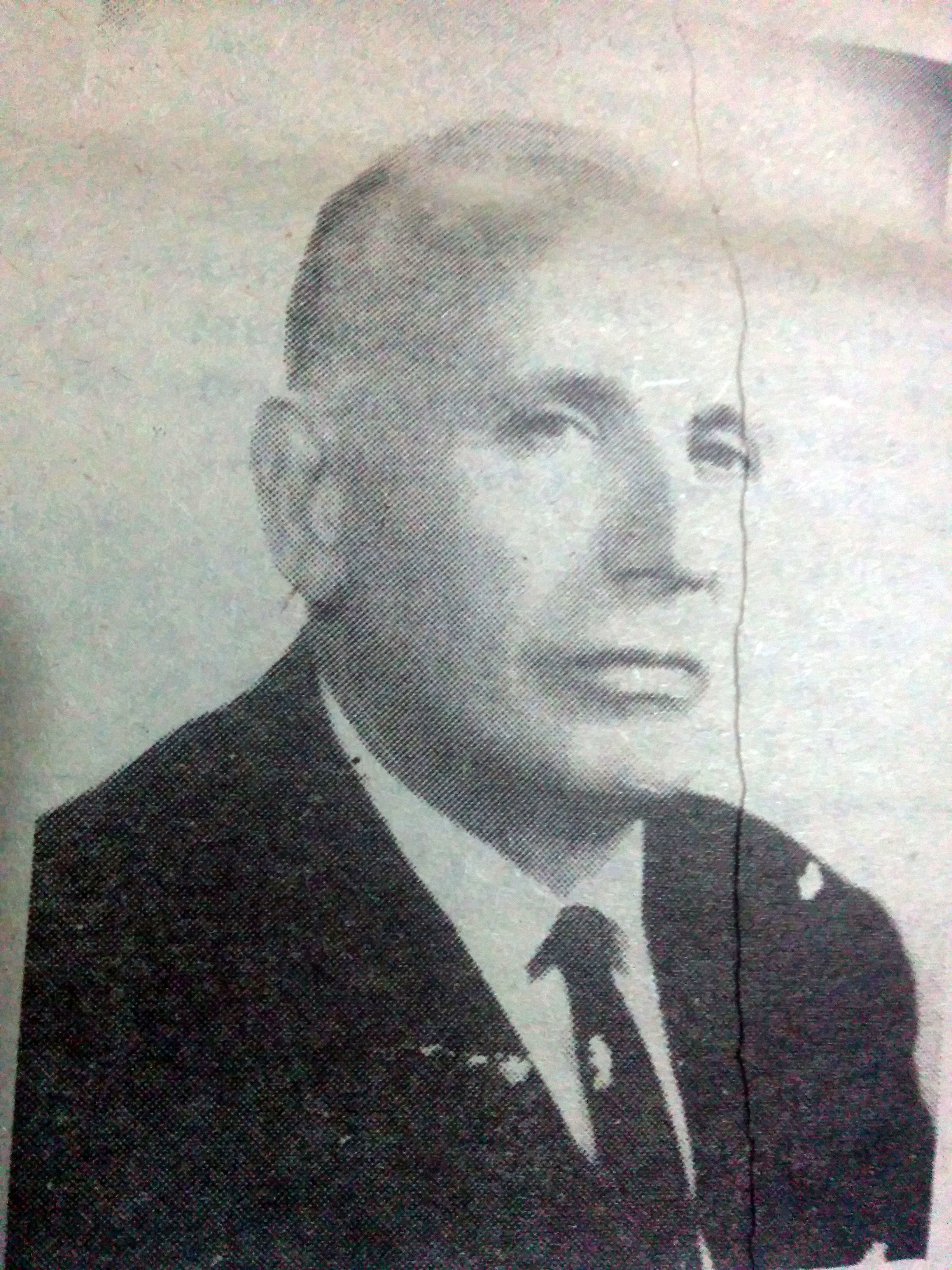 Ernesto Domingo Marrone (1911-1986)